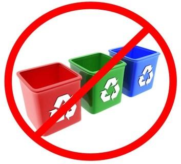 no-recycling
